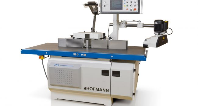 Hofmann - TFS 1245 - CNC Tilt spindle with Komfort package