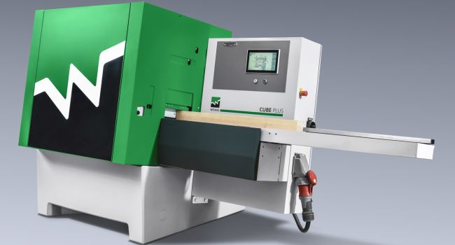 Weinig - Cube-Plus - Four Side Planer
